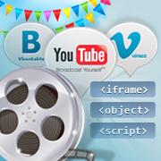 Релиз модуля «Видео»
